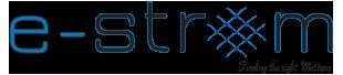 e-strom.gr Λογότυπο